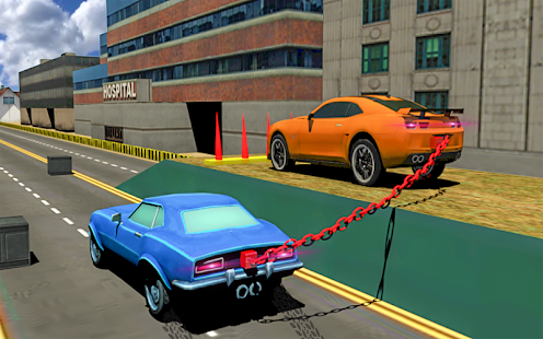 Download Chained Muscle Cars Rivals Impossible Track for Windows Phone apk screenshot 14