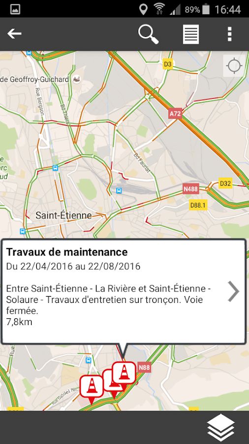 Moovizy Saint-Etienne- screenshot