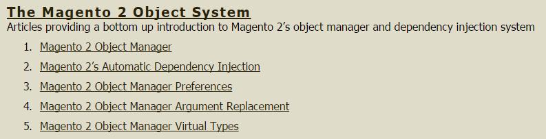 Magento 2 Resource List