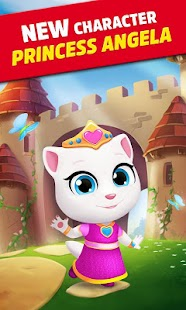 Tải Game Talking Tom Gold Run