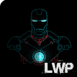 Iron Man Live Wallpaper icon