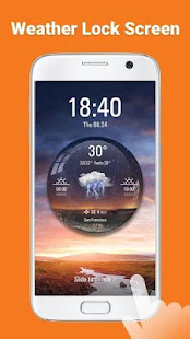 App Amber Weather APK for Windows Phone