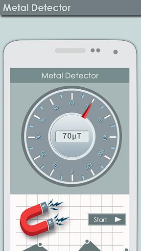 無料工具Appの金属探知器|記事Game