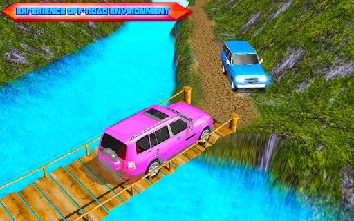 Download Luxury prado car games 4x4 offroad driving free 3d