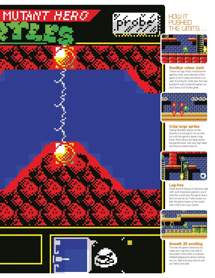 Retro Gamer- screenshot