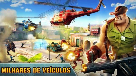 Blitz Brigade - FPS on-line! Screenshot