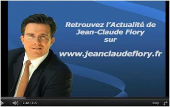 Photo: 09/05/11 INTERVIEW... Député Jean-Claude Flory sur Radio France Bleu sur le sujet de l'exploitation de Gaz de Schiste.  http://www.youtube.com/watch?v=lFOr5DEwkvw&feature=player_embedded#at=78