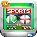 Pak v Eng Live Cricket TV 2016 icon