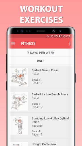 Gym Guider Offline 2.0.11 screenshots 6