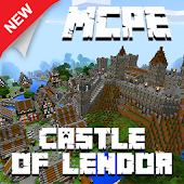 Map Castle of Lendor for MCPE