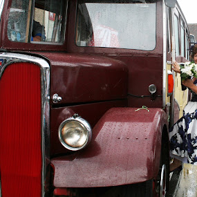 Ali's Wedding Coach by Gordon Coldwell - Wedding Bride