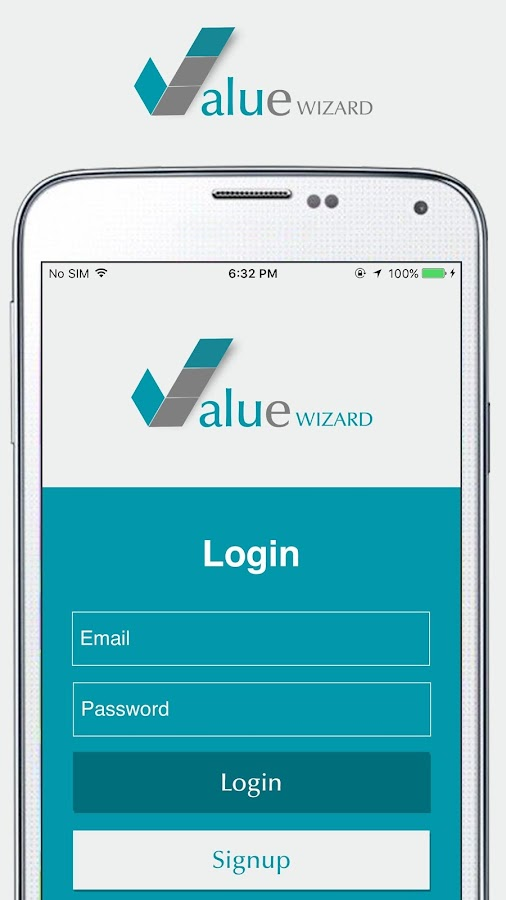 Value Wizard/Oaktree Ventures- screenshot