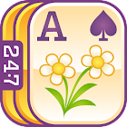 zzz-OLD Spring Solitaire & Spider icon