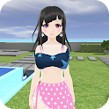 Sakune House Anime Girlfriend MMD Multiplayer icon