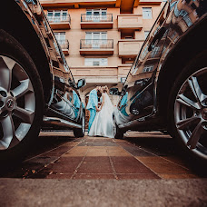 Wedding photographer Andrey Yurev (HSPJ). Photo of 10.04.2018