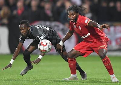 """Dieumerci Mbokani est en forme et prévient déjà : """"Je veux empiler les buts cette saison"""""""