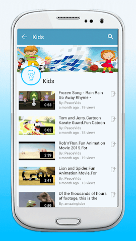 android Videodet Screenshot 7