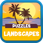 Jigsaw landscapes