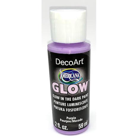 Americana Glow - Purple
