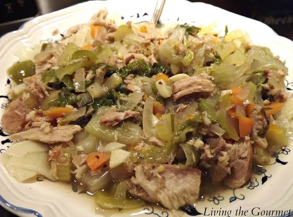 Pork Soup With Escarole Recipe