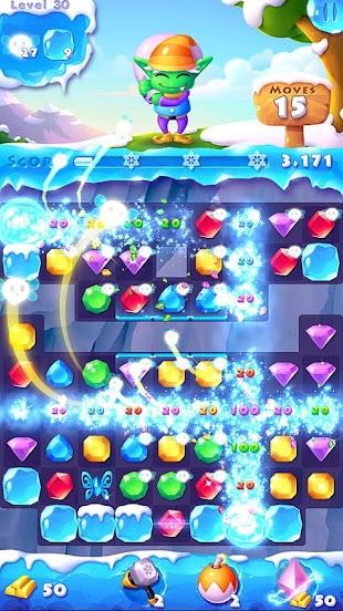 Ice Crush 2 - Winter Surprise- screenshot thumbnail