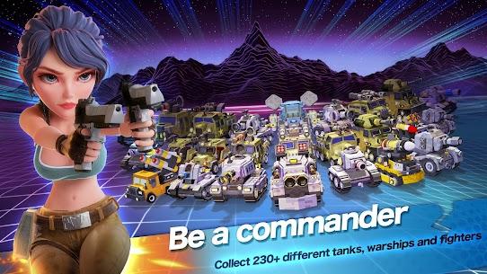 Top War: Battle Game Mod 1.56.0 Apk [Unlimited Money] 1