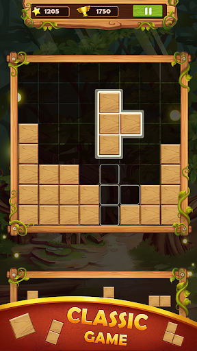 Block Puzzle Wood 2019 NEW 1.8 screenshots 1
