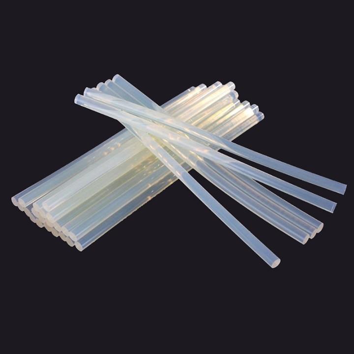 Keo nến có thể dán được các thanh gỗ với nhau