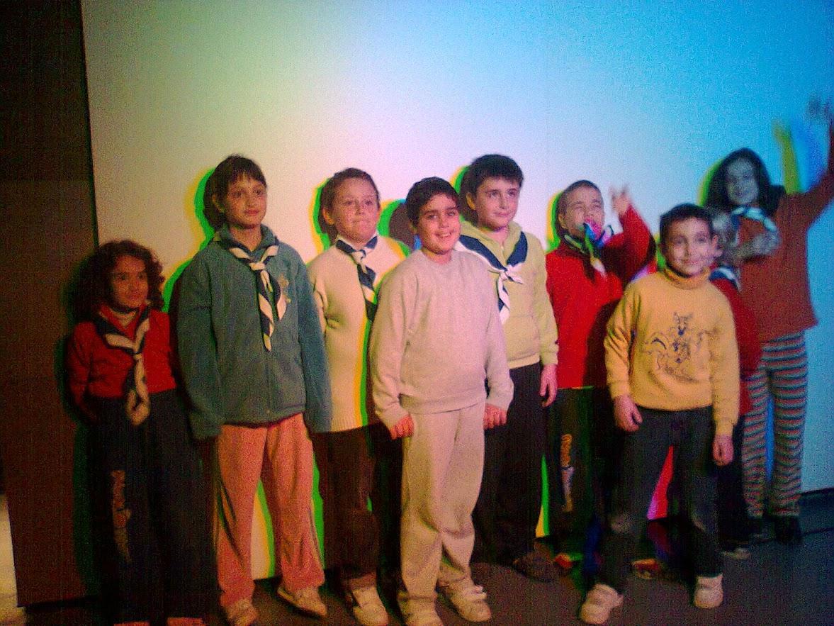 Excursió petits-Mitjans 2011