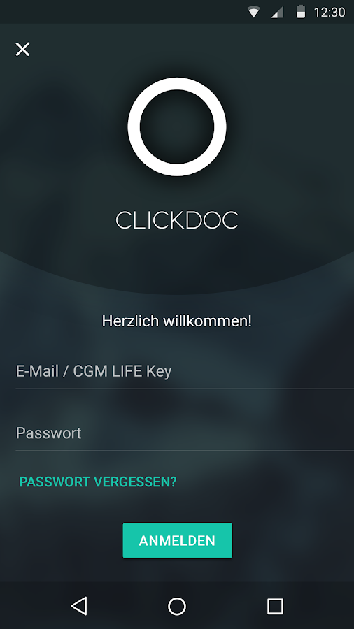 CLICKDOC- screenshot