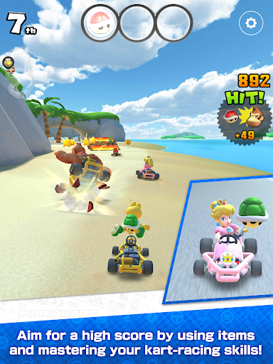 Mario Kart Tour - screenshot