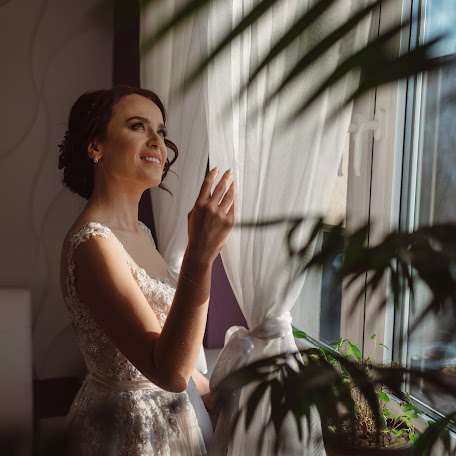 Wedding photographer Krzysztof Serafiński (serafinski). Photo of 18.01.2018