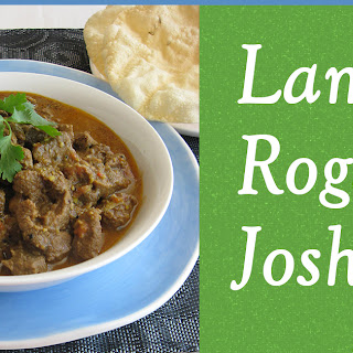 Lamb Rogan Josh Recipe