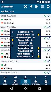 Allsvenskan- screenshot thumbnail