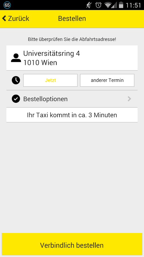 Taxi 40100- screenshot