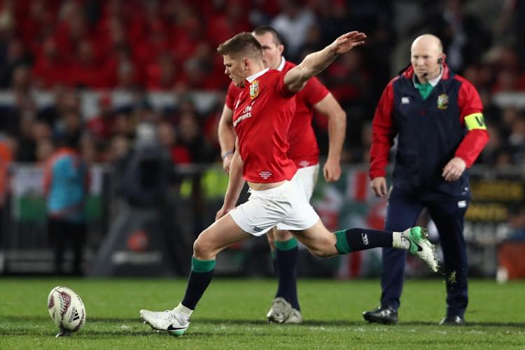 Conor Murray British Irish Lions Scores V New Zealand Wellington 2017