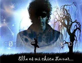 Photo: Ella es mi chica lunar  Un espacio singular http://infernomax.blogspot.com.ar/