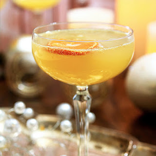 Champagne Cocktails With Fruit Recipes.