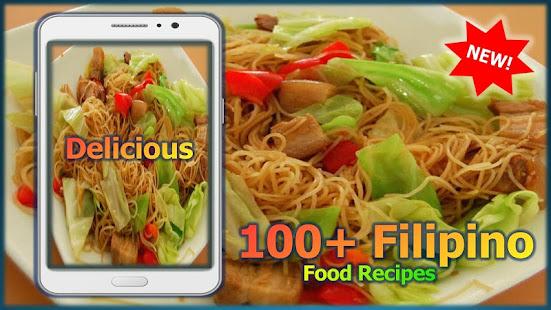 100 filipino food recipes apps on google play screenshot image forumfinder Choice Image