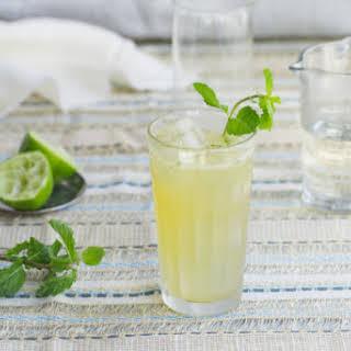 Haitian Rum Sour.