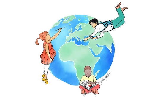 Les défis des enfants expatriés