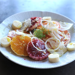 Fix Your Winter Problem with this Citrus Salad