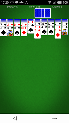 Classic - Spider Solitaire Screenshot