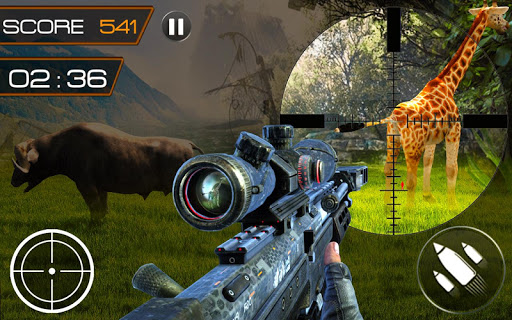 Gun Animal Shooting: Animals Shooting Game painmod.com screenshots 9