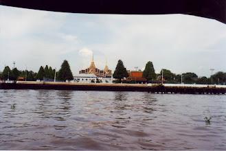 Photo: #019- La rivière Chao Phraya ou Ménam-Bangkok