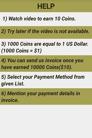 android Real Money Earning Screenshot 3