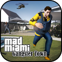 Mad Miami Gangster Town Big Sandbox icon
