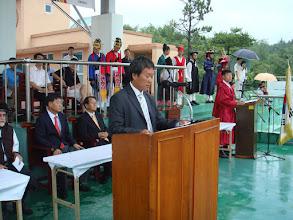 Photo: offizielle Ansprachen
