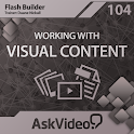 Visual Content Class For Flash icon