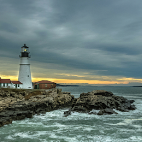 Portland Head Light by Ioannis Alexander - Landscapes Travel (  )